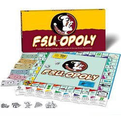 F.S.U. Opoly Board Game