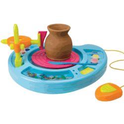 Kids Deluxe Pottery Wheel Kit