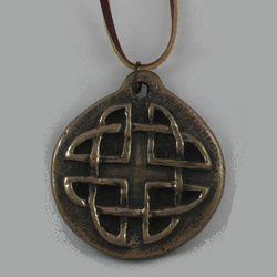 Celtic Knot Hanging Decoration