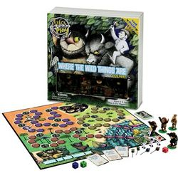 Where the Wild Things Are Board Game