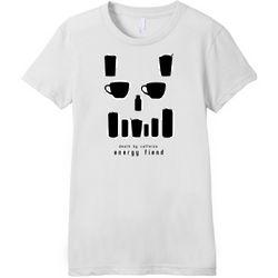 Death by Caffeine Women's T-Shirt