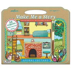 Make Me A Story Animal Cottage Magnetic Playboard