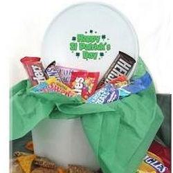 St. Patrick's Day Tin Of Goodies