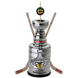 Chicago Blackhawks 2013 NHL Stanley Cup Ornament