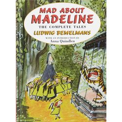 Mad About Madeline Book