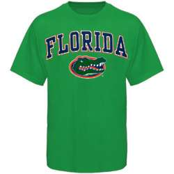 Florida Gators Kelly Green St. Patrick's Day T-Shirt