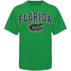 Florida Gators Kelly Green St. Patrick's Day T-Shirt