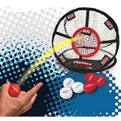 Target Net for Flickerz Toys