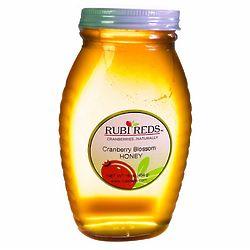 2 Jars of Cranberry Blossom Honey