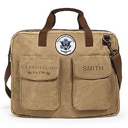 U.S. Coast Guard Personalized Tote Bag