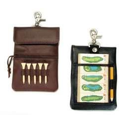 Clip-On Golf Accessory Bag