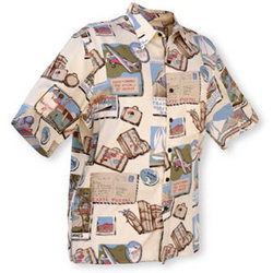 Travelogue Shirt