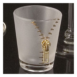 Zipper Shot Glasses