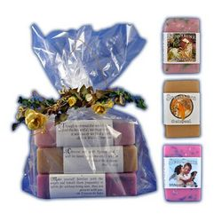 Floral Assortment Soap Gift Pack