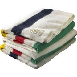 Multi Wool 6 Point Blanket in Queen