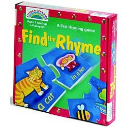 Find the Rhyme Game