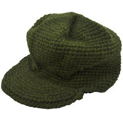 Wool Andy Cap