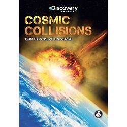 Cosmic Collisions DVD