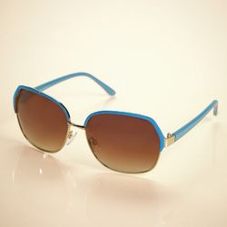 Ava Aviator Colored Sunglasses