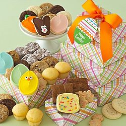 Easter Bakery Treats Gift Tower