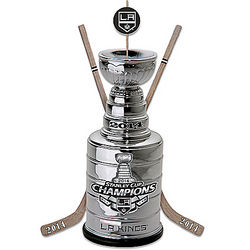 NHL Kings 2014 Stanley Cup Champions Ornament