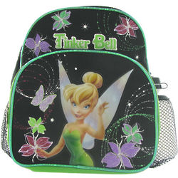 Tinkerbell Mini Backpack with Water Bottle