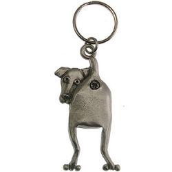 True Dog Lovers Key Ring