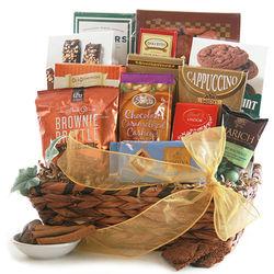 Life Is Like Chocolate Gift Basket