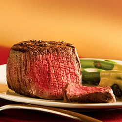 Six 6 Ounce Filet Mignons