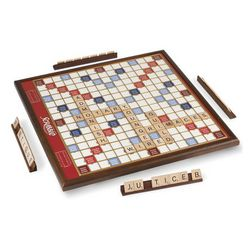 Rotating Oversized Scrabble Board