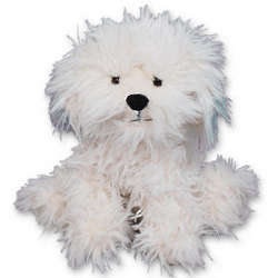 Personalized Dreyfus Dog Plush