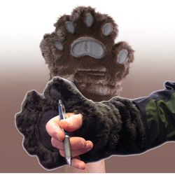 Youth Bear Hands Mittens