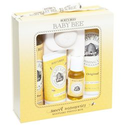 Burt's Bees Baby Bee Sweet Memories Keepsake Box