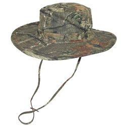 Men's Mossy Oak Big Brim Boonie Hat with Chin Cord