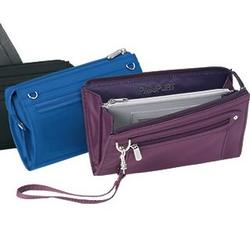 Ladies RFID Blocking VersatileTravel Wallet