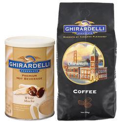 White Mocha Coffee Gift Box