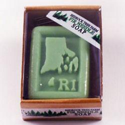 Rhode Island Fir Needle Soap