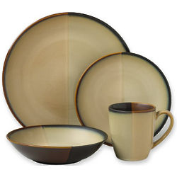 Everyday Java 32 Piece Dinnerware Set