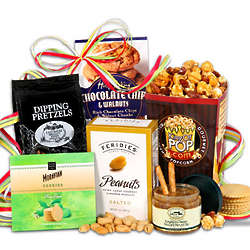 Key Lime Cookies and More Gift Basket