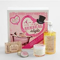 Sensual Delights Spa Set