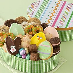 Easter Treats Assortment Gift Tin