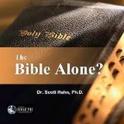 The Bible Alone? 8 CD Set