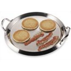 Stainless Steel Round Griddle