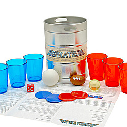 Drinkathon Keg of Drinking Games Set