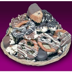 Mount Chocolate Tray of Treats in Medium