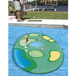 Pro-Chip Pool Island Golf Game