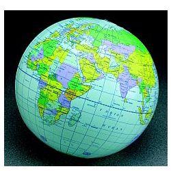 Beach Ball Globe
