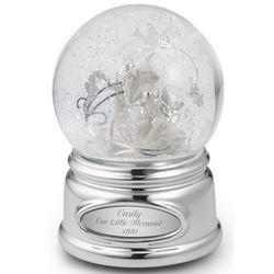 Mermaid Musical Snow Globe