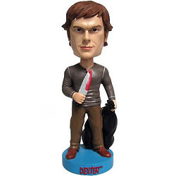 Dexter in Kill Outfit Bobblehead