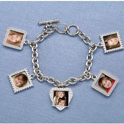 D-I-Y Photo Charm Bracelet